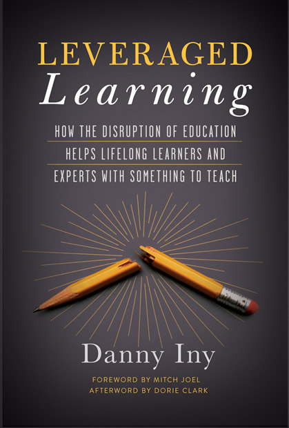 Leveraged Learning book cover
