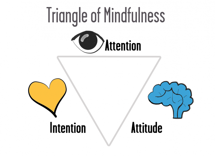 Triangle of Mindfulness - Leveraged Learning